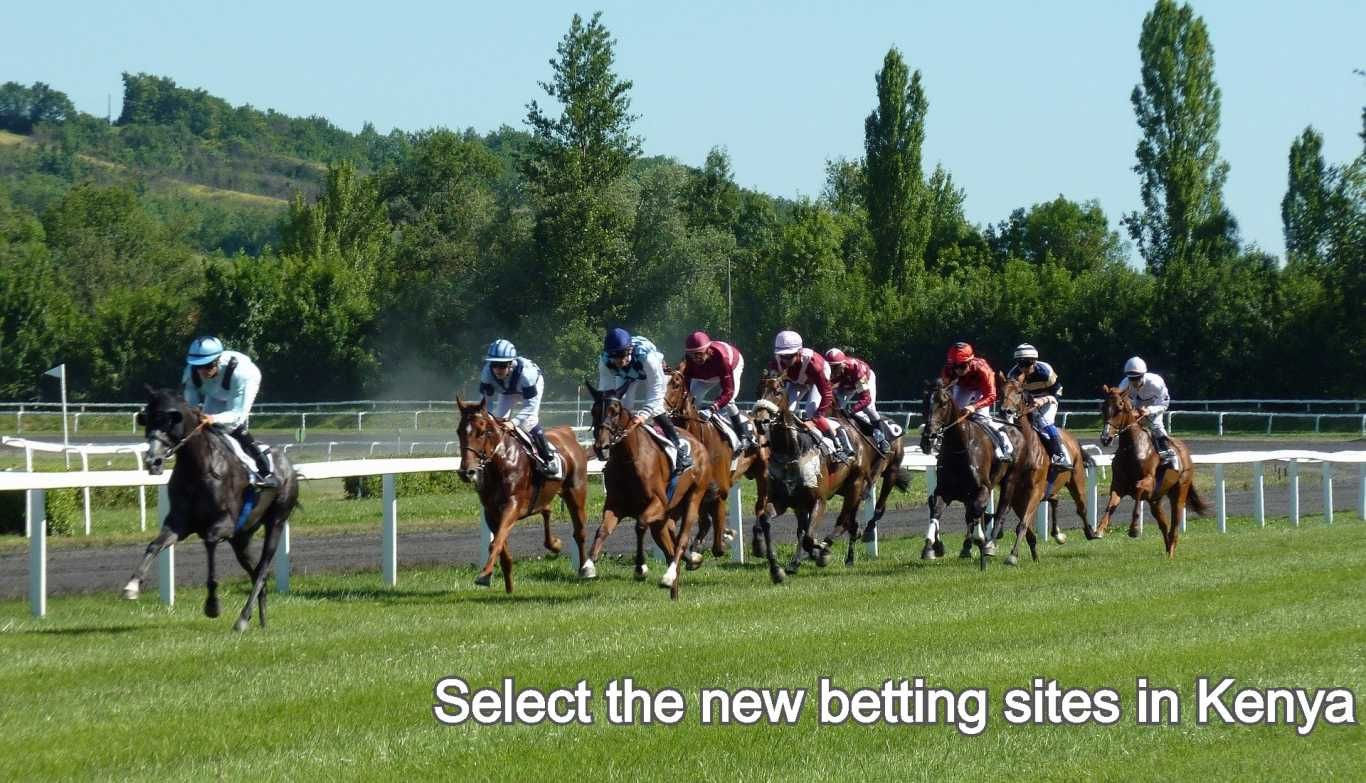 Select the new betting sites in Kenya