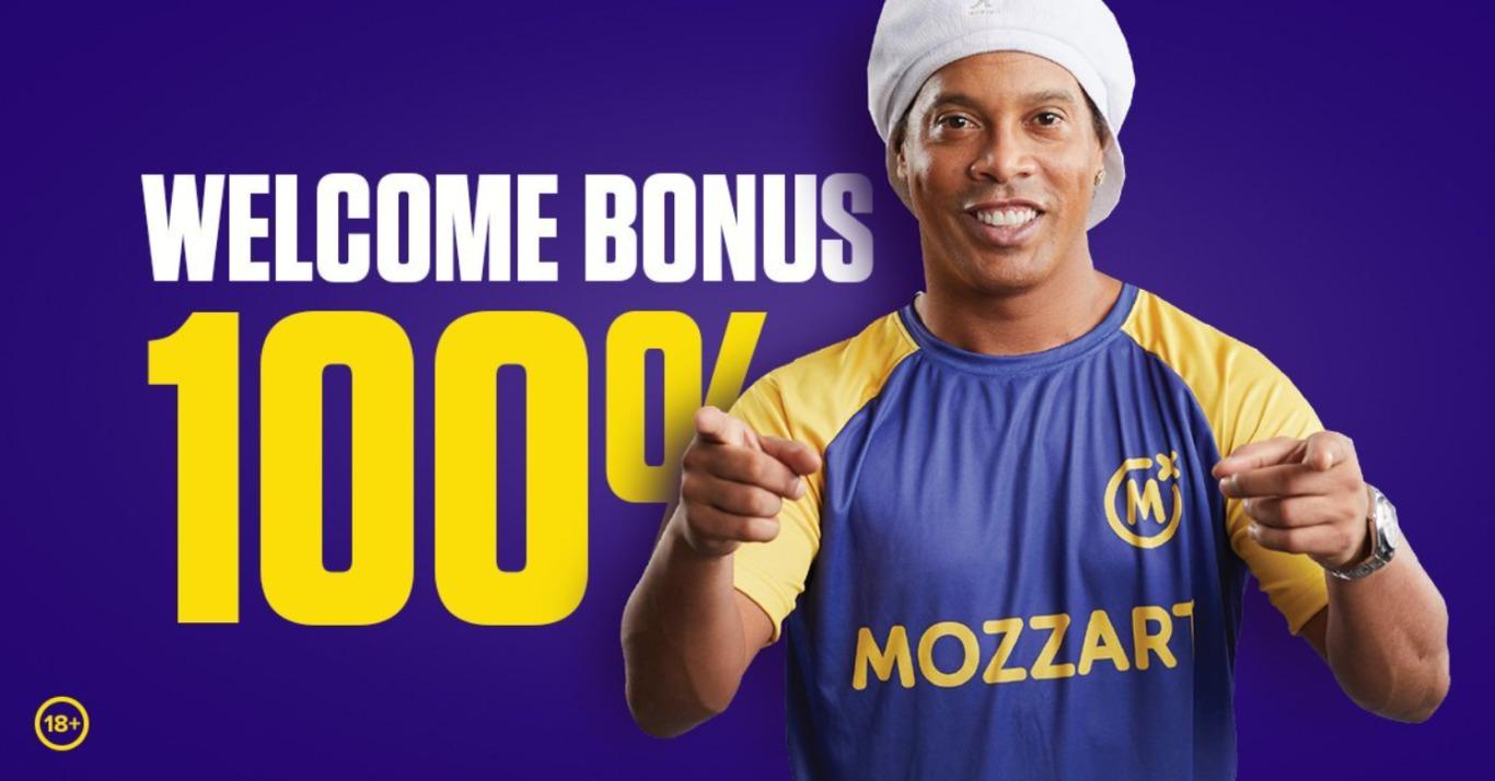 Exclusive Mozzart bet Welcome Bonus
