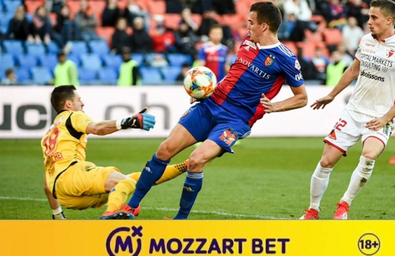 Mozzart sports betting sections